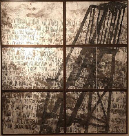 Emanuel Monteiro, 'Torre de Babel, Torre de Marfim nome próprio', 2019