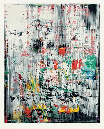 Gerhard Richter, 'Eis 2 (Ice 2)', 2003