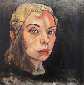 Christina Disington, 'Et portrett', 2020
