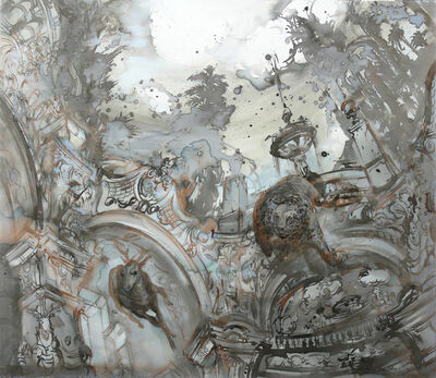 Slava Seidel, 'Verlauf', 2008