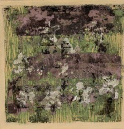Sylvia Harnick, 'Memory Garden #9', 2021