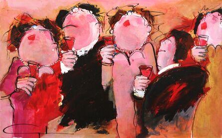 Gerdine Duijsens, 'The Reception', 2015