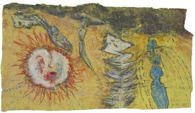Monika Mauer-Morgenstern, 'Der Schrecken (bunt) [The horror (colorful)]', 2013