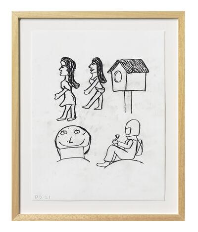 Donald Baechler, 'Untitled', 2021