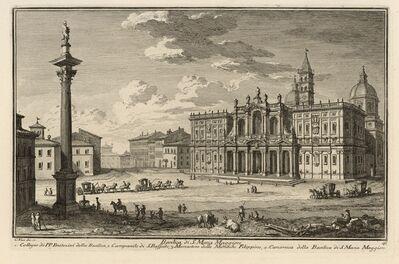 Giuseppe Vasi, 'Basilica di S. Maria Maggiore', 1747