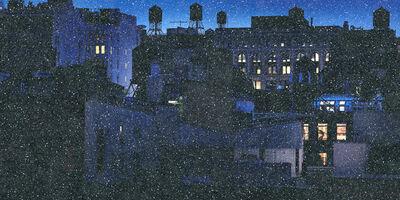 David Drebin, 'Gotham City', 2021