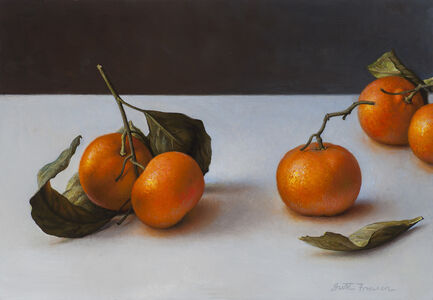 Scott Fraser, 'Five Tangerines', 2019