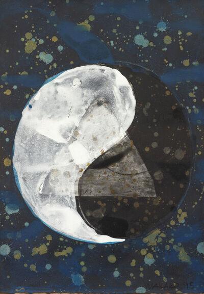 Yamamoto Wakako, 'Serie of symbols - Yin Yang II', 1995