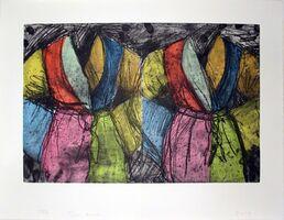 Jim Dine, 'The Soft Ground', 2014