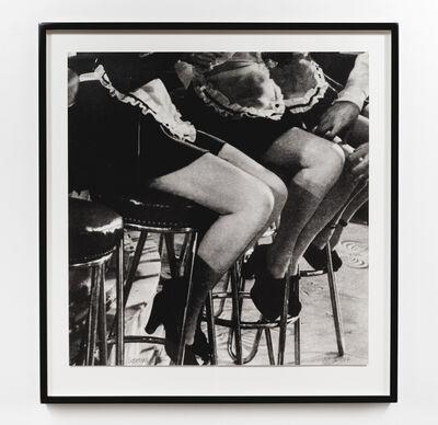 John Baldessari, 'Hands & Feet: Knees', 2017