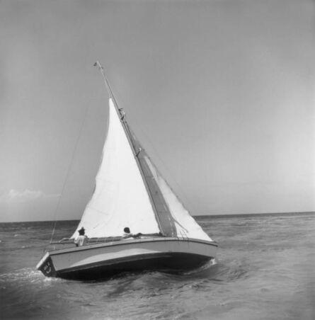 Slim Aarons, 'Jamaica Sea Sailing', 1953