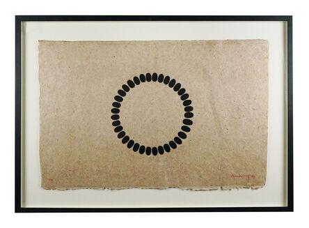 Richard Long, 'Untitled (A,B,C - Horizontal)', 1994