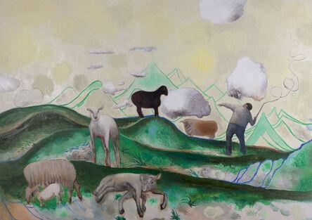 Duan Jianyu 段建宇, 'The Lonely Shepherd', 2012