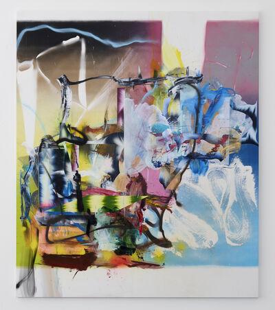 Liam Everett, 'Untitled (the meeting)', 2021