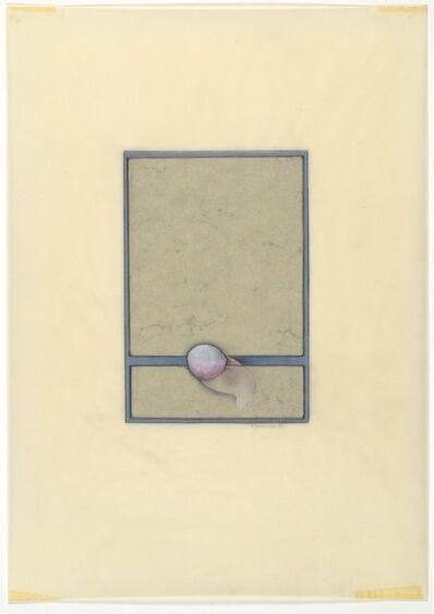 Renate Bertlmann, 'Wurm Gequetscht [Worm Squeezed]', 1973