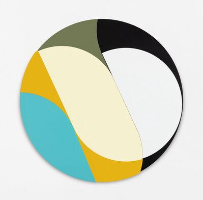 Omar Ibáñez, 'Estrato circular 14 ', 2020