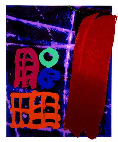 Albert Irvin RA, 'Pandora II', 1999