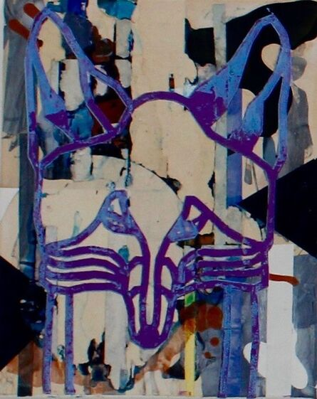 Hendrik Zimmer, 'Jugend 3', 2020