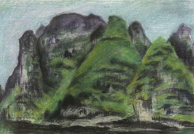 Les Biller, 'Guilin: Many Peaks', 2000