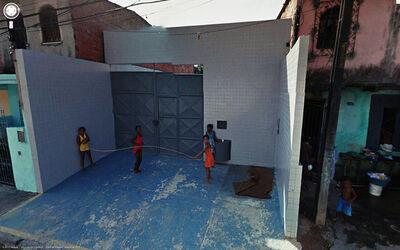 Jon Rafman, '176 Rua Ligia Maria, Salvador, Bahia, Brazil', 2013