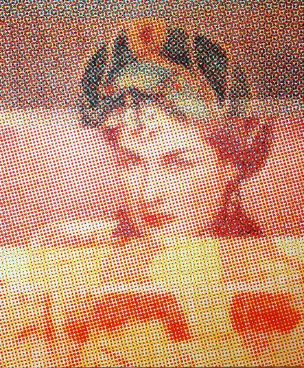 Andrés Felipe Castaño, 'Red Indian Queen,', 2018