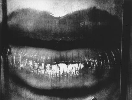 Daido Moriyama, 'Lips 9', 1985-2012