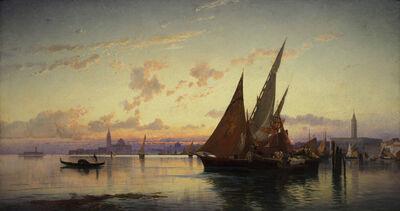 Hermann Corrodi, 'Venice', ca. 1900
