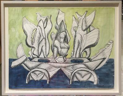 Richard Barnet, 'Boat Angels ', ca. circa 2006-2010
