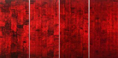 Francisco Bustamante, 'Red', 2013