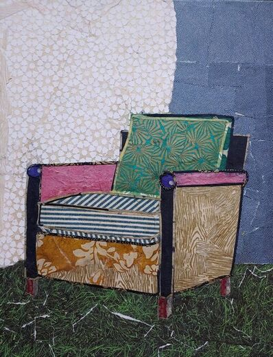 Keith Young, 'Outside Chair', 2021