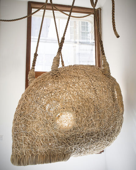 Porky Hefer, 'Custom Hanging Nest Sculpture.', 2014