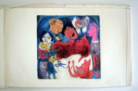 Debbie Lee, 'Dormation of the Rabbit', 1994