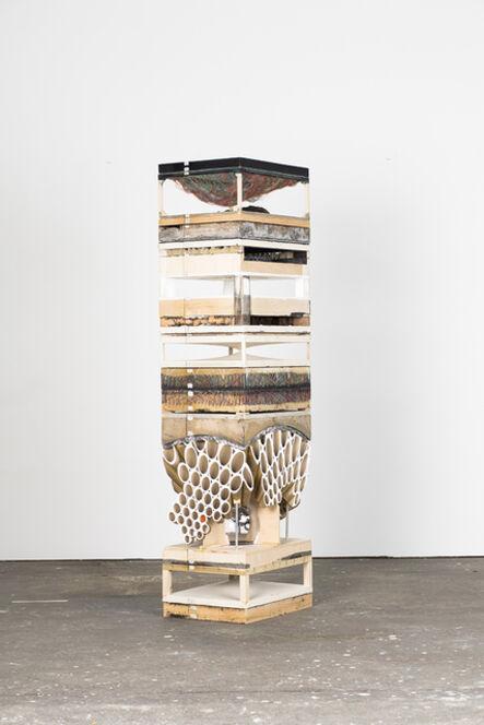 Emil Lukas, 'lead core', 2017