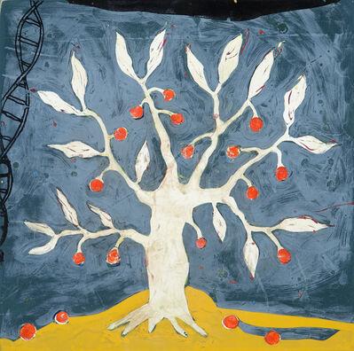 John Randall Nelson, 'Orchard Moon'