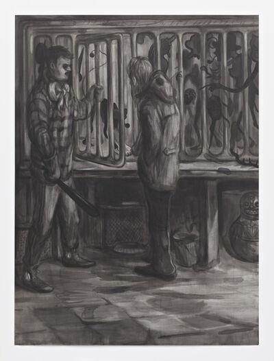 Andrey Klassen, 'Besuch (Visit)', 2012