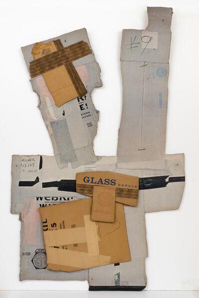 Robert Rauschenberg, 'Cardbird Series, Cardbird II', 1971
