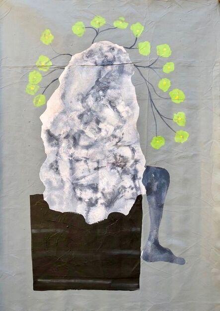 Amadou Sanogo, 'La Peur Du Future', 2018