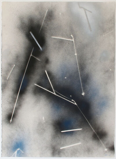 Demetrius Oliver, 'Comet II', 2015