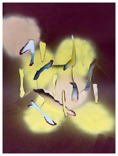 Juan Pablo Garza, 'S/T (Concepto espacial sinfín)', 2013