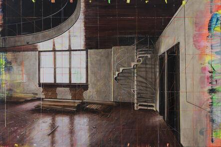Peter Waite, 'Old School Gym/Cincinnati', 2015