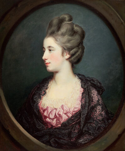 Francis Cotes, 'Mrs. Thomas Horne', ca. 1768/1770
