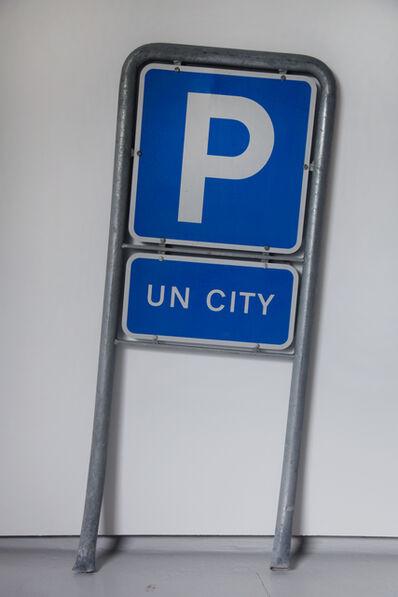 Thierry Geoffroy /COLONEL, 'UN CITY Parking', 2017