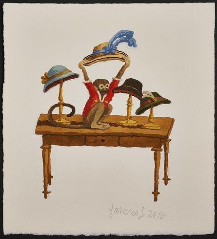 Ramiro Fernandez Saus, 'Hats', 2015