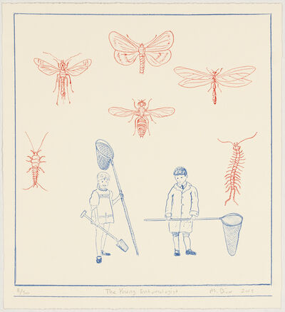Mark Dion, 'The Young Entomologists', 2019