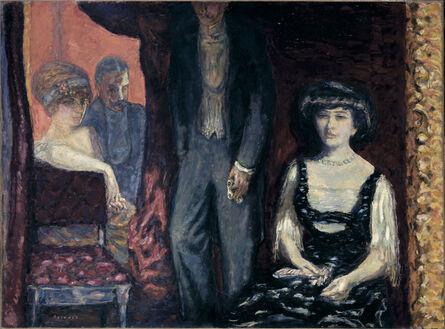 Pierre Bonnard, 'La loge (The Box)', 1908