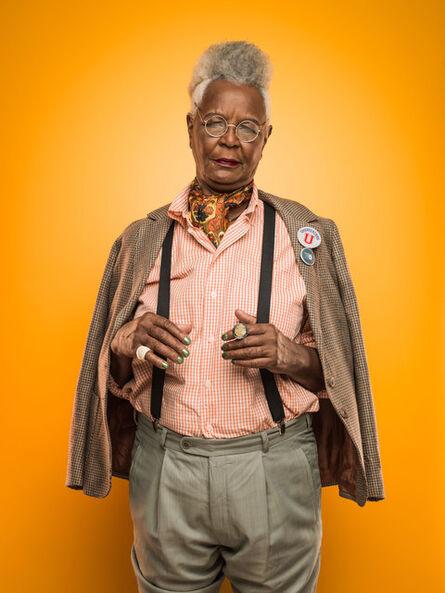 Osborne Macharia, 'Ms. M. Adhiambo Portrait', 2016