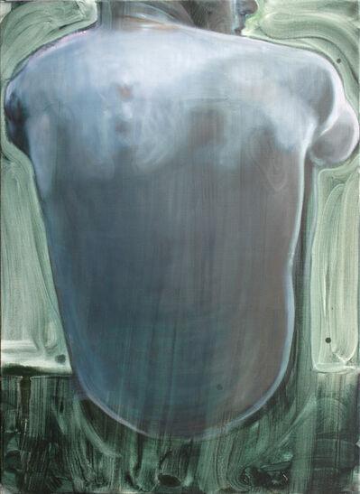 Sander van Deurzen, 'Rückenfigur 3', 2014