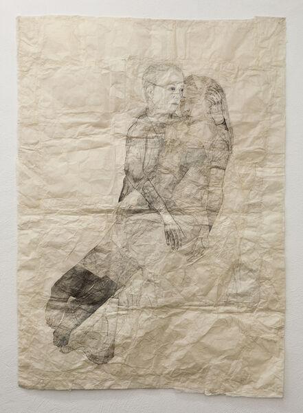 Kiki Smith, 'Words Pass Through Me Now', 2010