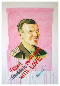 Jésica López, '110308 - Saludos a Gagarin /Greetings to Gagarin', 2011