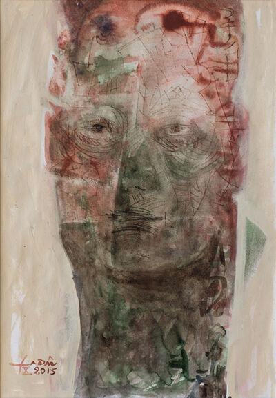 Edwar Shahda, ' Face 9', 2015